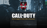 Announcing the Call of Duty Pro League Season 2 Finals Talent Lineup