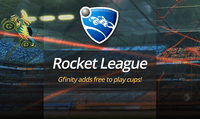 Rocket League Bursts on to Gfinity
