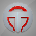 TaMe Red's logo